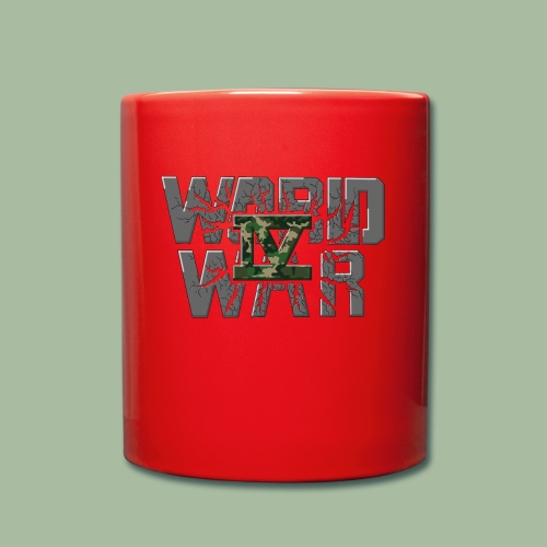 World War 4 - Mug uni