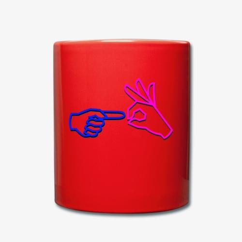 Fuck them! (Logo Edition) - Full Colour Mug