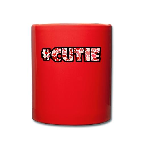 #cutie - Mok uni