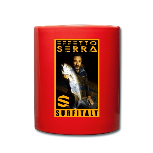 Effetto Serra - Tazza monocolore