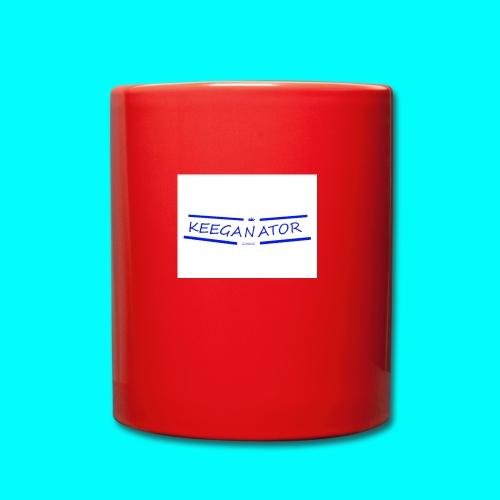 Keeganator Gaming Design - Full Colour Mug