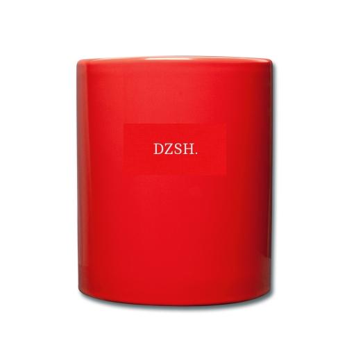 LOGO DZSH - Tasse einfarbig