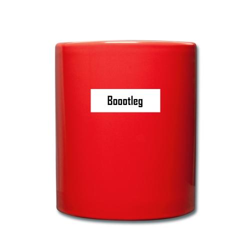boootleg - Ensfarget kopp