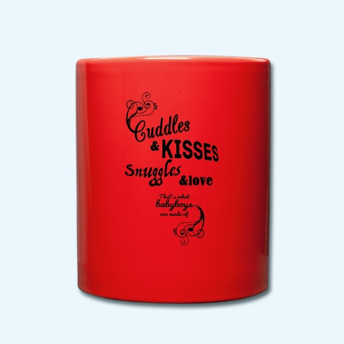 Cuddles and Kisses (Boys) - Mok uni