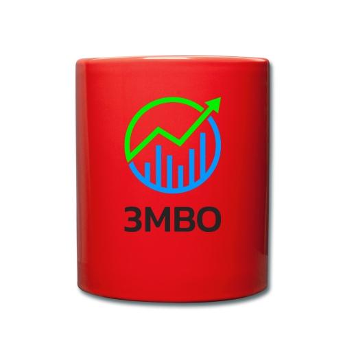 3MBO Logo - Tasse einfarbig