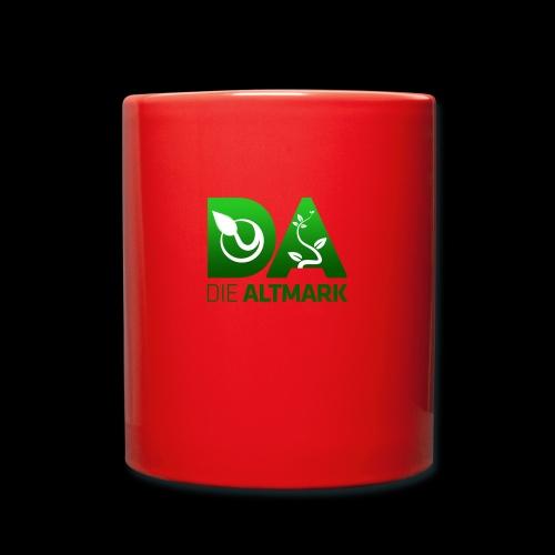 DA Logo 600x600 - Tasse einfarbig