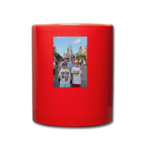 Magic Kingdom - Full Colour Mug