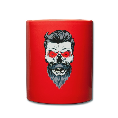 mort barbu - Mug uni