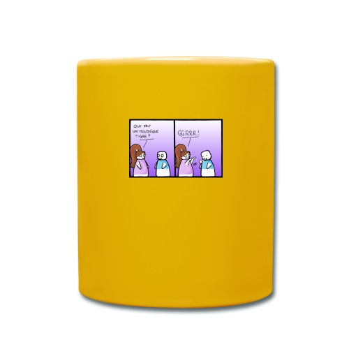 moustique tigre - Mug uni