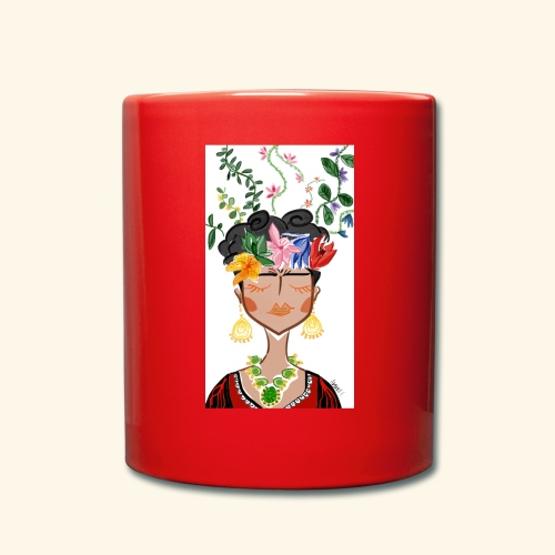 Frida - Tazza monocolore