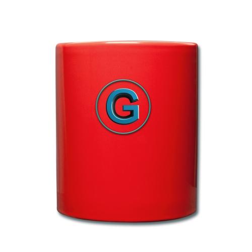 Gamernist Logo - Tasse einfarbig