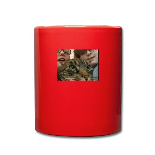 JAG SKOE - Ensfarget kopp