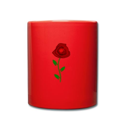 ROSEN 089 - Tasse einfarbig