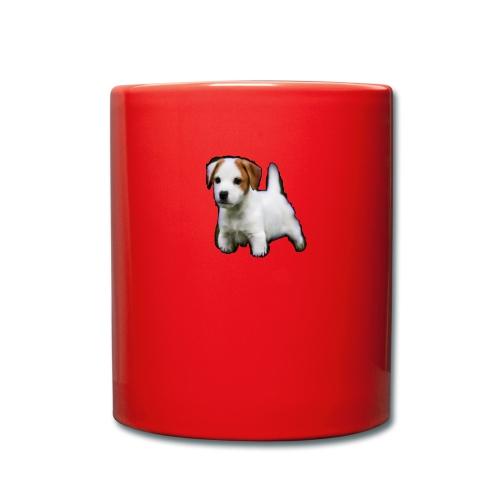 Hunde martch 2 - Tasse einfarbig