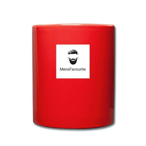 MensFavourite - Tasse einfarbig