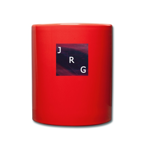 JustRomGames Logo - Tasse einfarbig