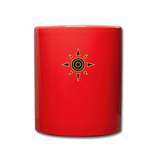 digimon 01 - Taza de un color