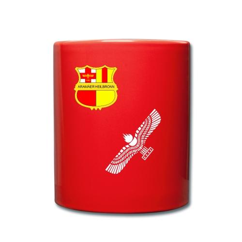 adlerweiss - Tasse einfarbig