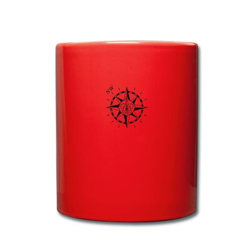 Nordwest logo - Yksivärinen muki