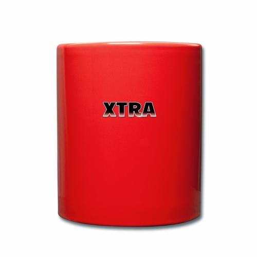 Xtra - Ensfarvet krus