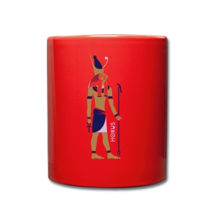 HORUS God of Egypt - Tasse einfarbig