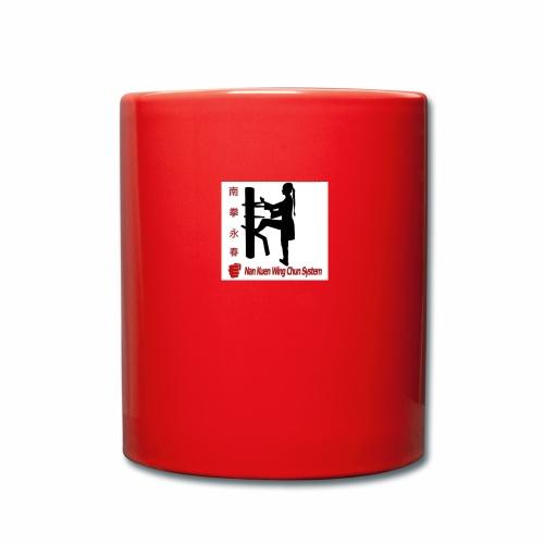 Kungfu Logo - Tasse einfarbig