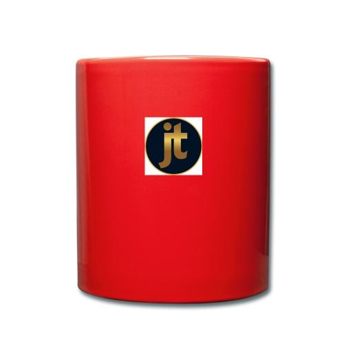 Golden jt logo - Full Colour Mug