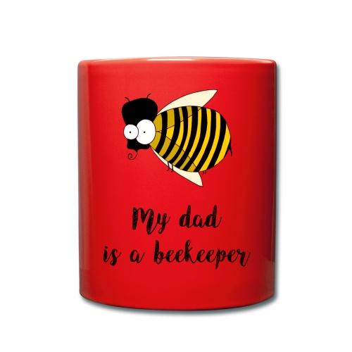 Mio padre è un apicoltore - Tazza monocolore