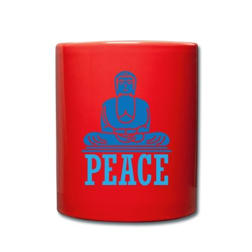 Buddha Meditating. - Full Colour Mug