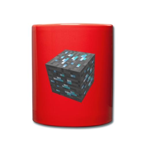 BLOCK DE DIAMANT MINECRAFT - Mug uni