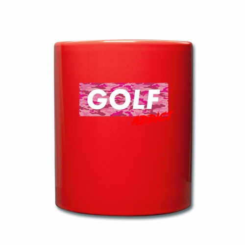 Golf Addict Camo Women - Mug uni
