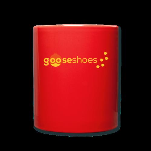 gooseshoes 01 - Tasse einfarbig