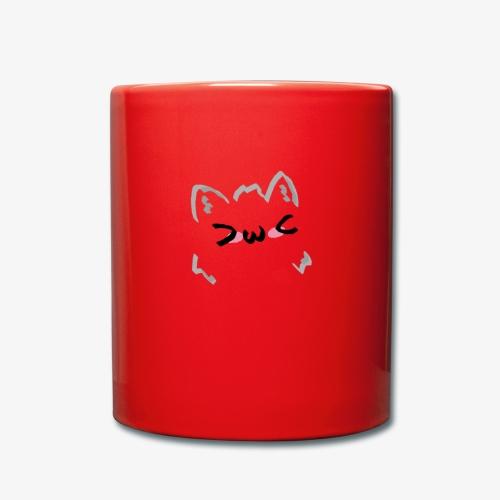 kawaii cat blush - Mug uni