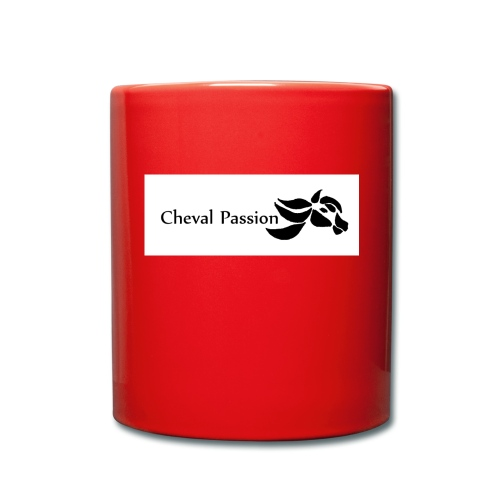 CHEVAL passion - Mug uni