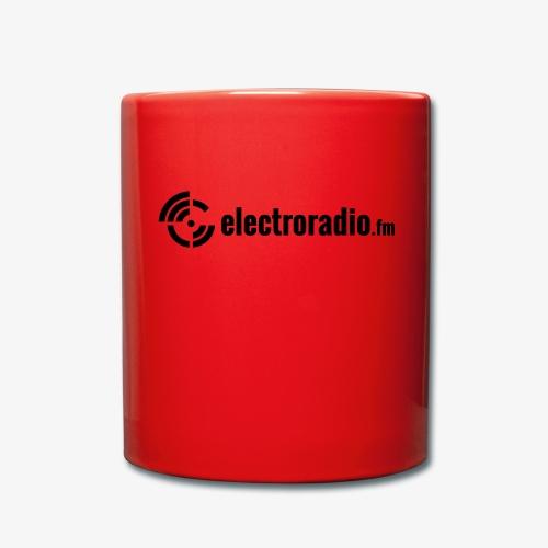 electroradio.fm - Tasse einfarbig