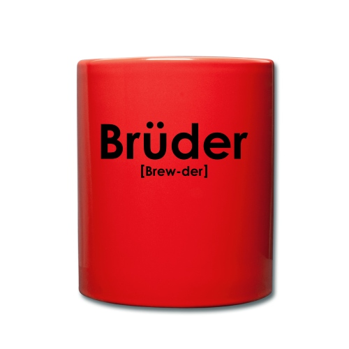 Brüder IPA - Full Colour Mug