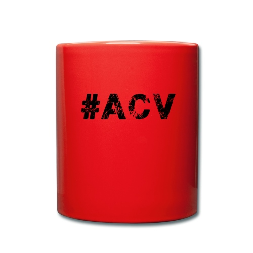 #ACV Logo - Tasse einfarbig