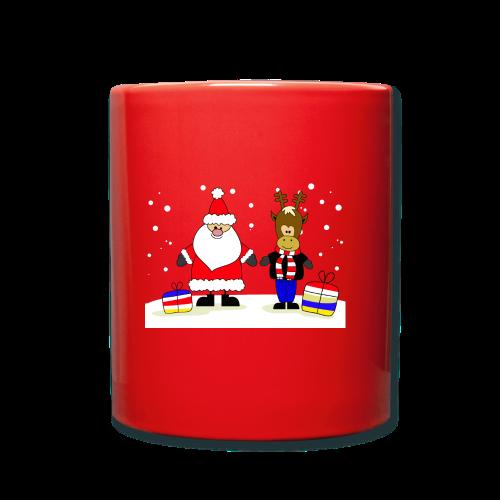 Christmas Collection - Ensfarget kopp
