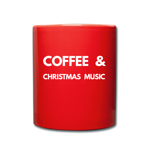 CHRISTMAS COFFEE - Full Colour Mug