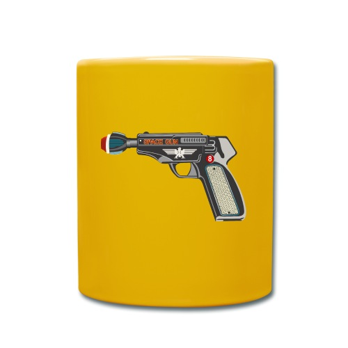 SpaceGun - Full Colour Mug