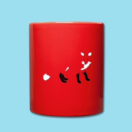 FOX LURK - Tasse einfarbig