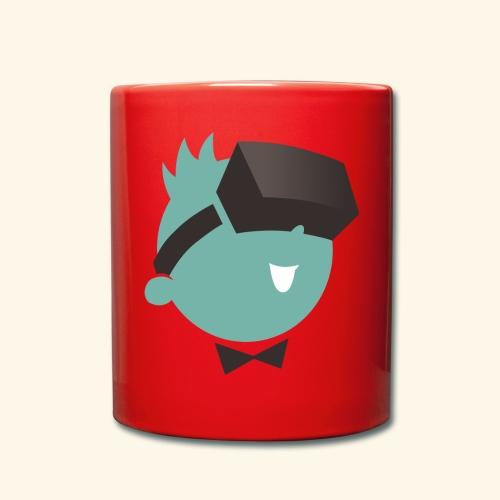 Freddy - Das Virtual Reality Männchen von VR Nerds - Tasse einfarbig