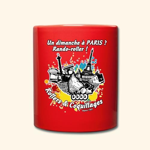 Splash - Mug uni