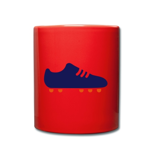footBALL boot - Full Colour Mug