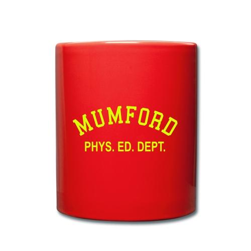 mumford phys ed - Full Colour Mug