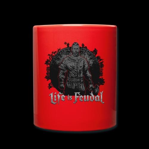 Life is Feudal SteamBadge 2 - Mug uni