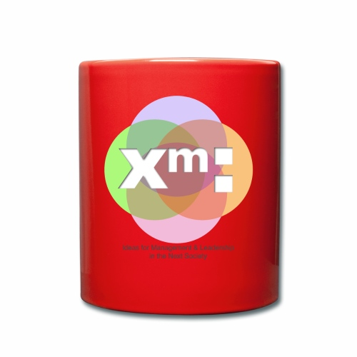 xm-institute Logo Edition - Tasse einfarbig