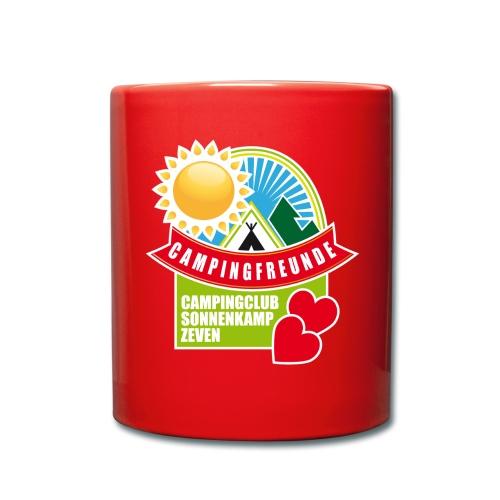 CC Zeven 01 - Tasse einfarbig
