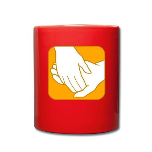 Logo der ÖRSG - Rett Syndrom Österreich - Tasse einfarbig