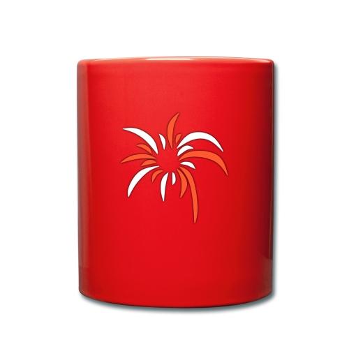PyroPaco Explosions Logo - Tasse einfarbig